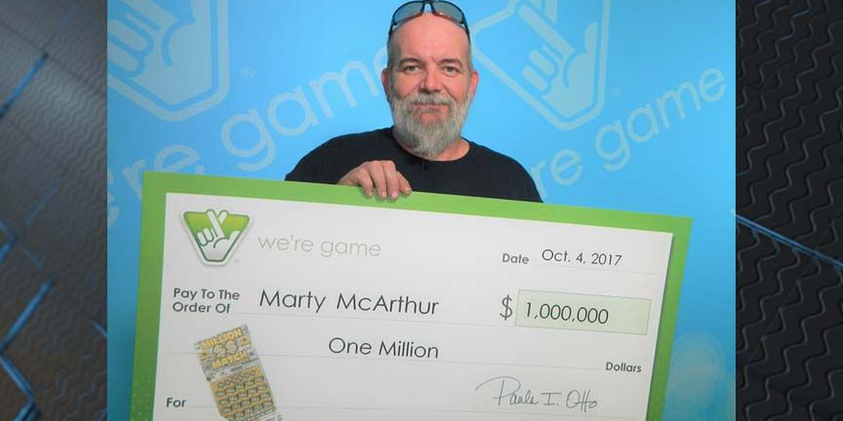 Colonial Heights plumber wins $1M in Virginia Lottery game