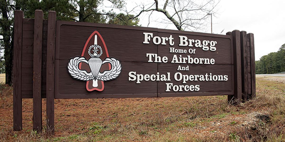 One female Fort Bragg soldier charged in another's killing
