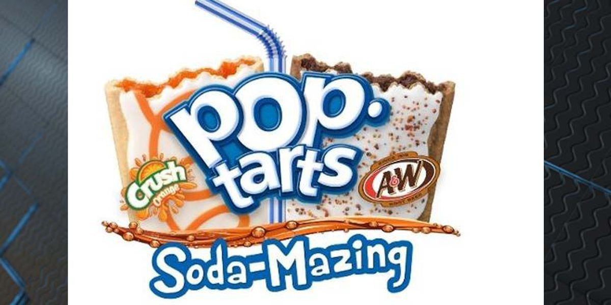 Pop-Tarts is introducing two new soda-infused flavors