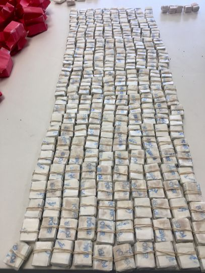 $1M in drugs recovered in multi-state bust