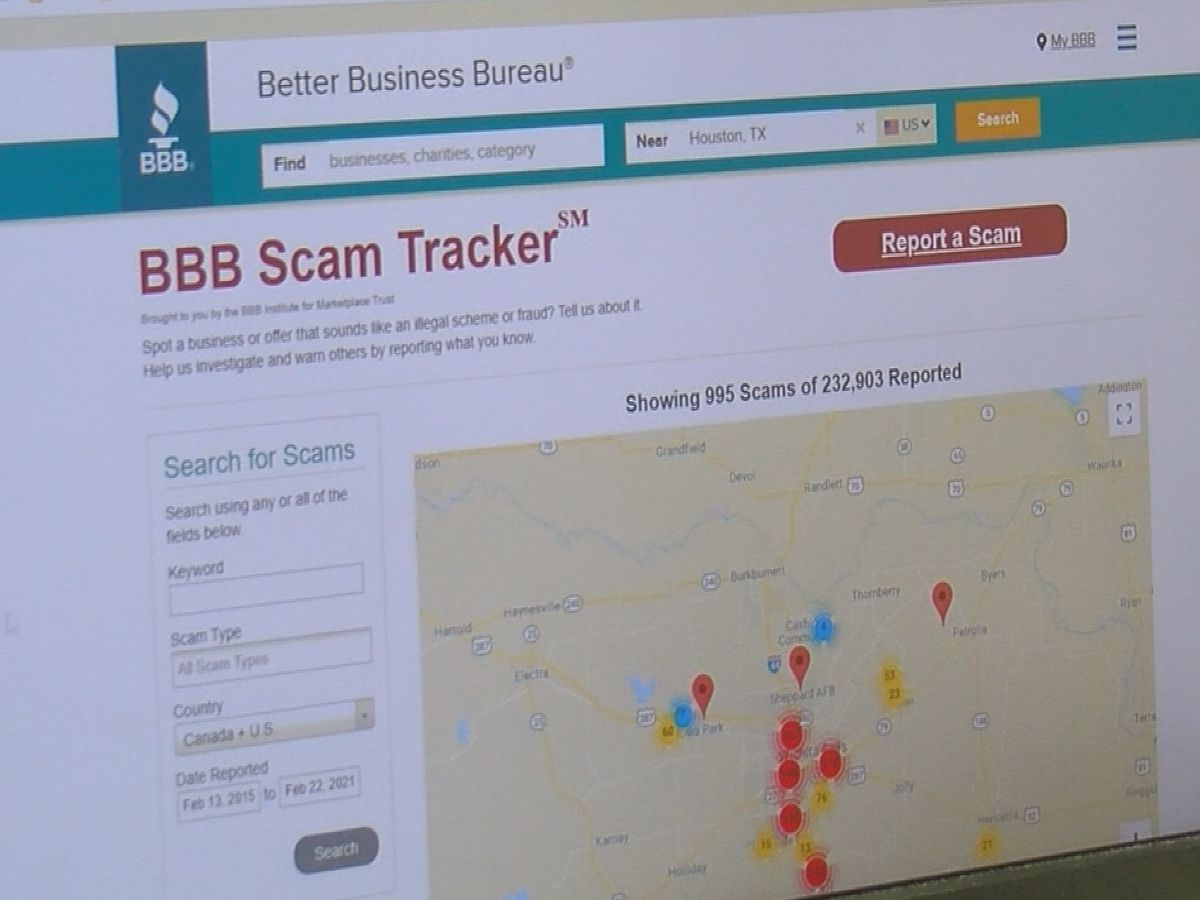 18-24 year olds most likely to be scammed, BBB risk report finds