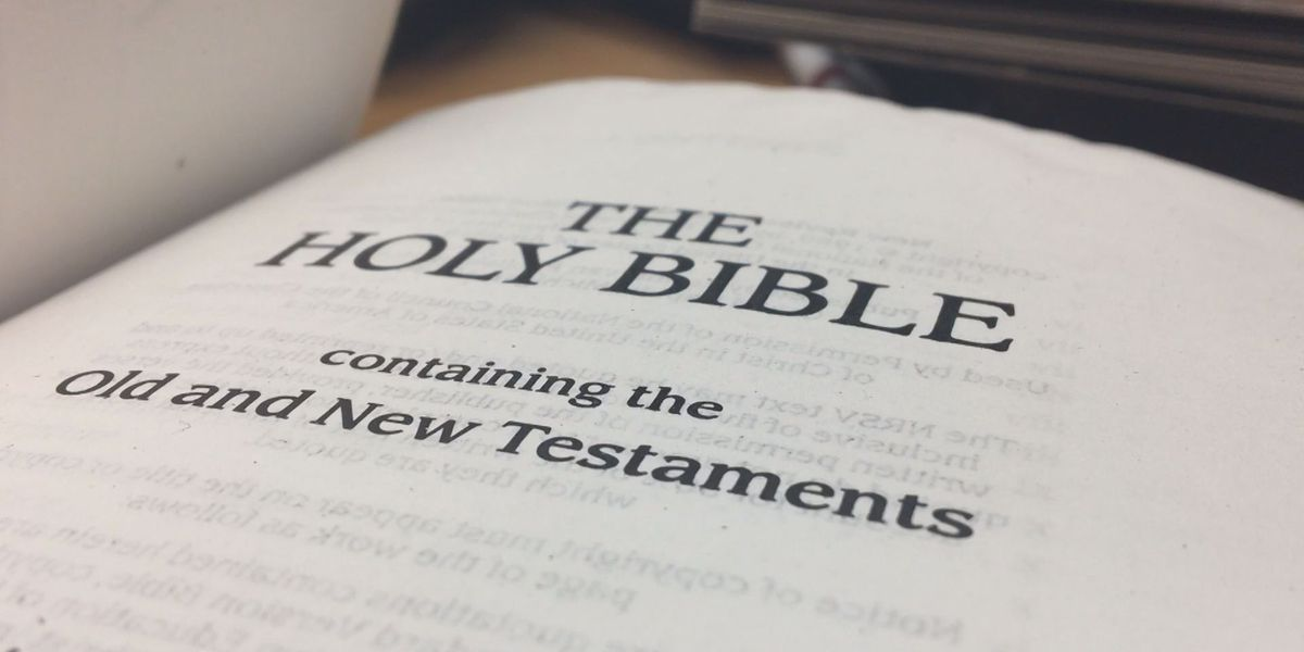 Lawmaker wants Bible classes offered at every Virginia high school