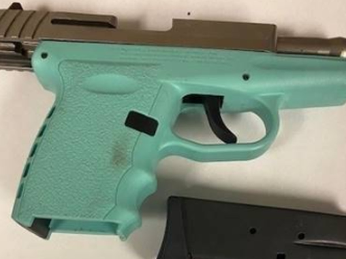 Second woman caught with loaded gun at Richmond International Airport