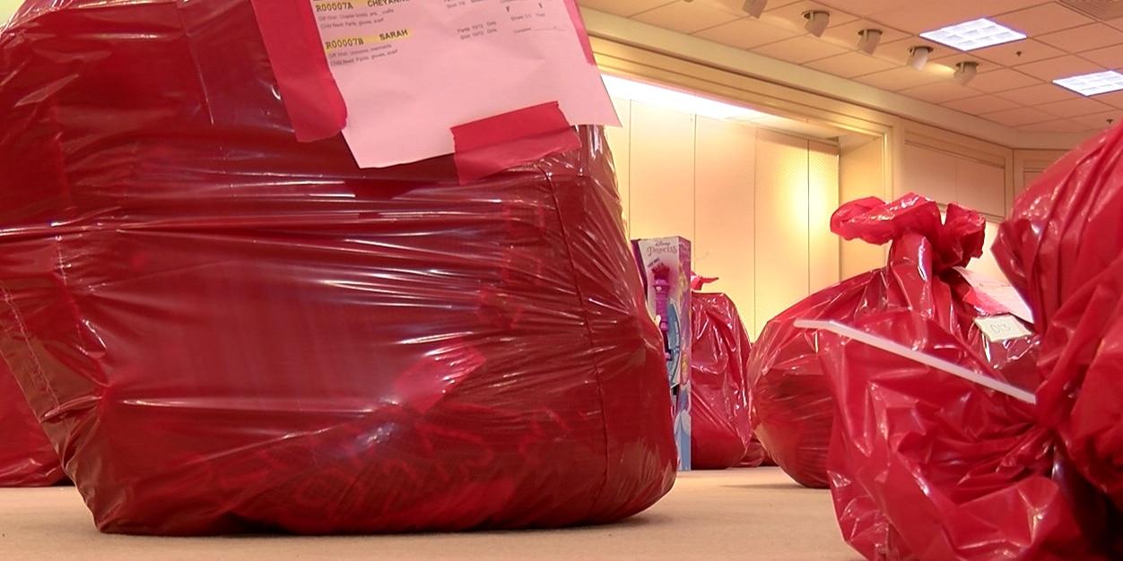Angel Tree families grateful for community's generosity