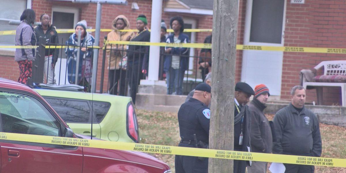 Police identify two men found dead in car
