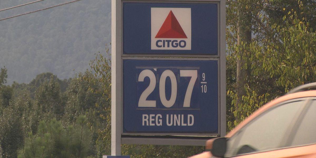 Gas prices drop across Virginia