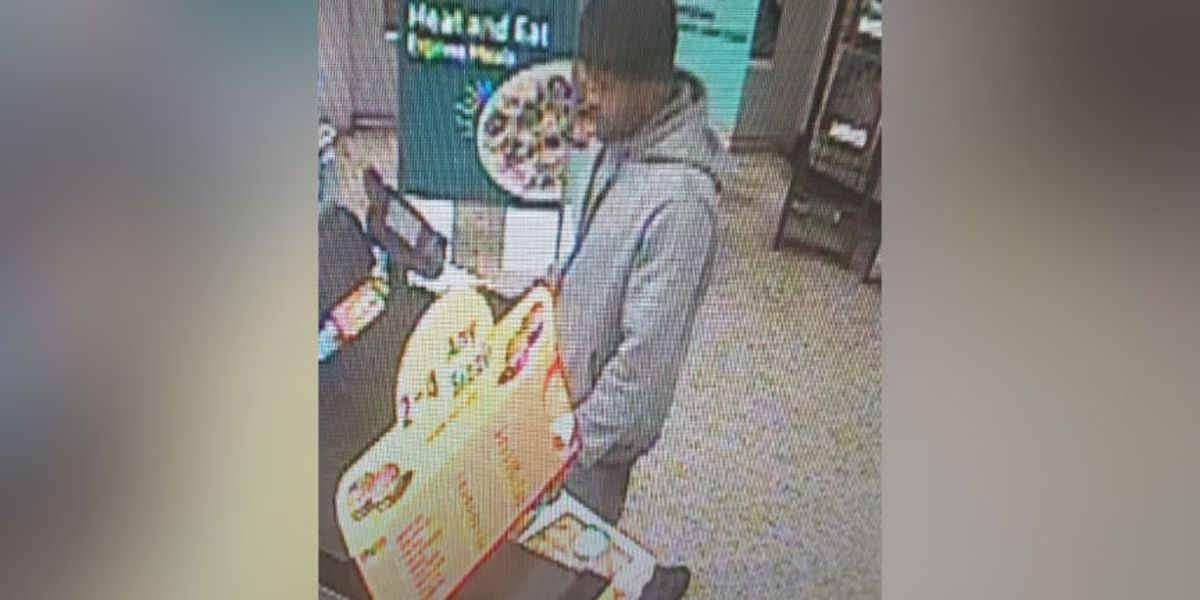 Suspect sought in Wawa robbery