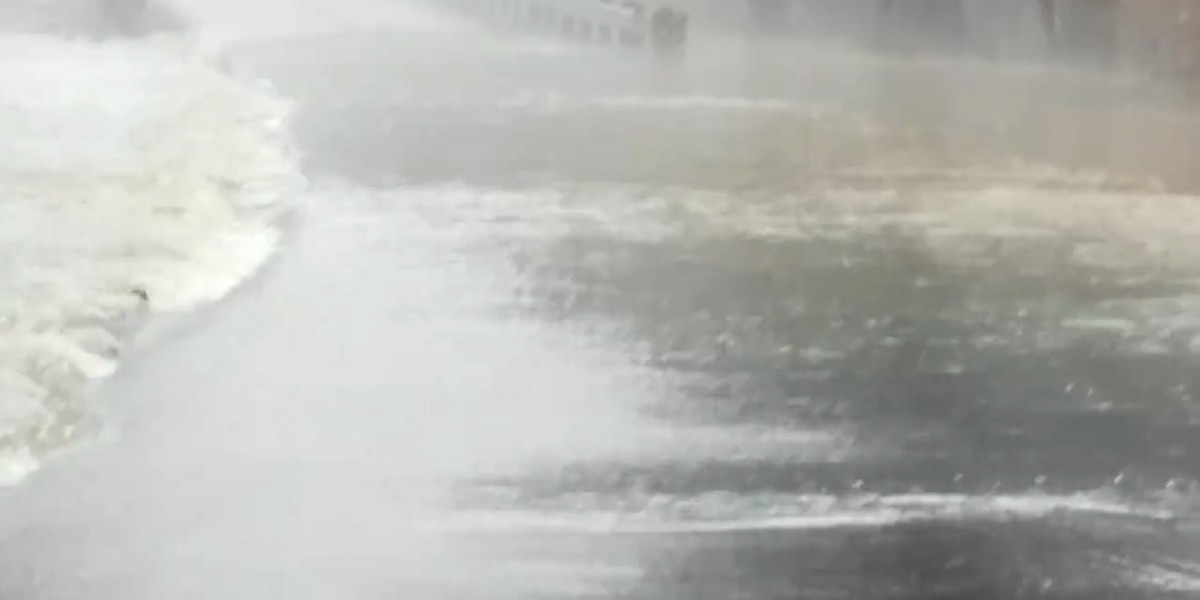 Flooding closes several roads in Central VA