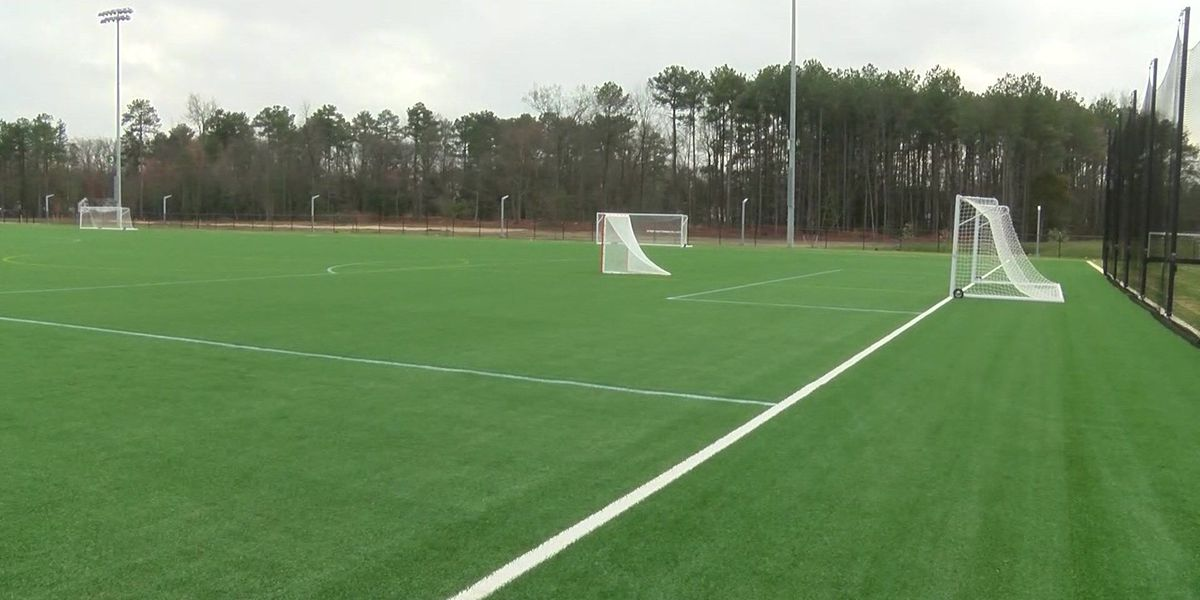 Greenwood Park on track to be an athletic destination in Henrico