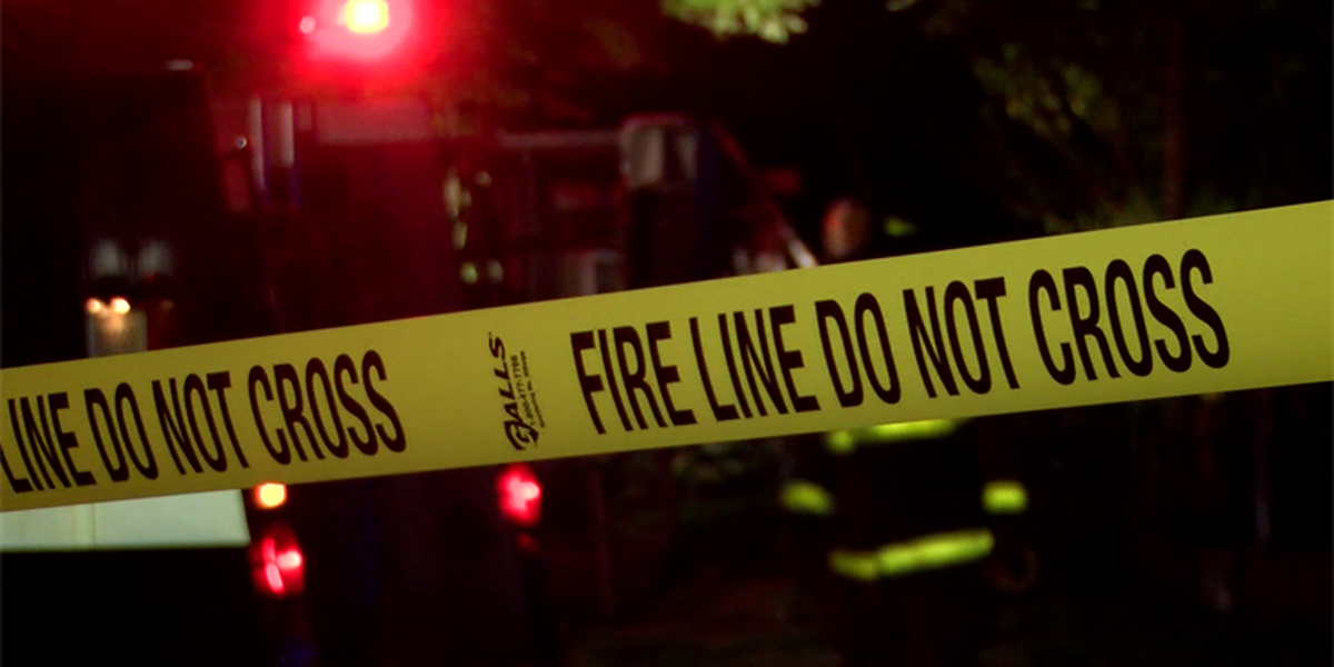 Petersburg fire officials investigating suspicious house fire