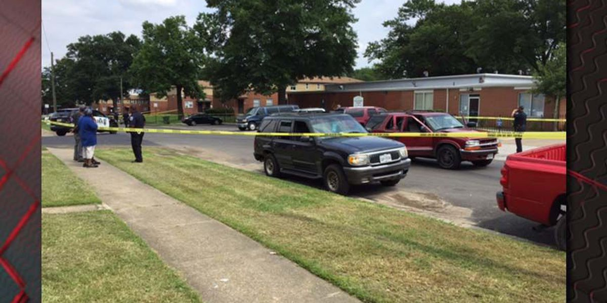 Richmond PD charge man after woman shot while driving along Harwood St.