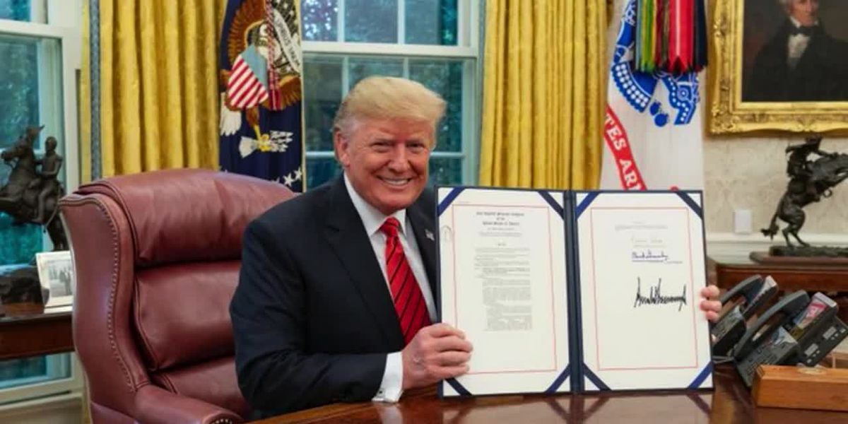 Trump signs Autism CARES Act