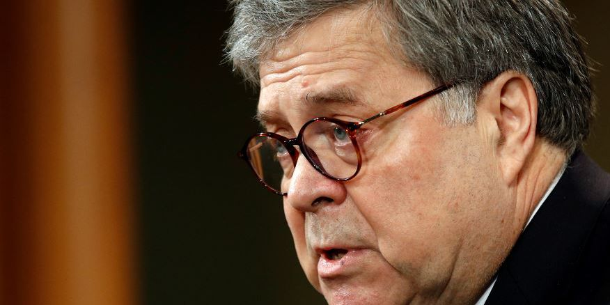 Barr has told House Judiciary Committee members he will not testify Thursday