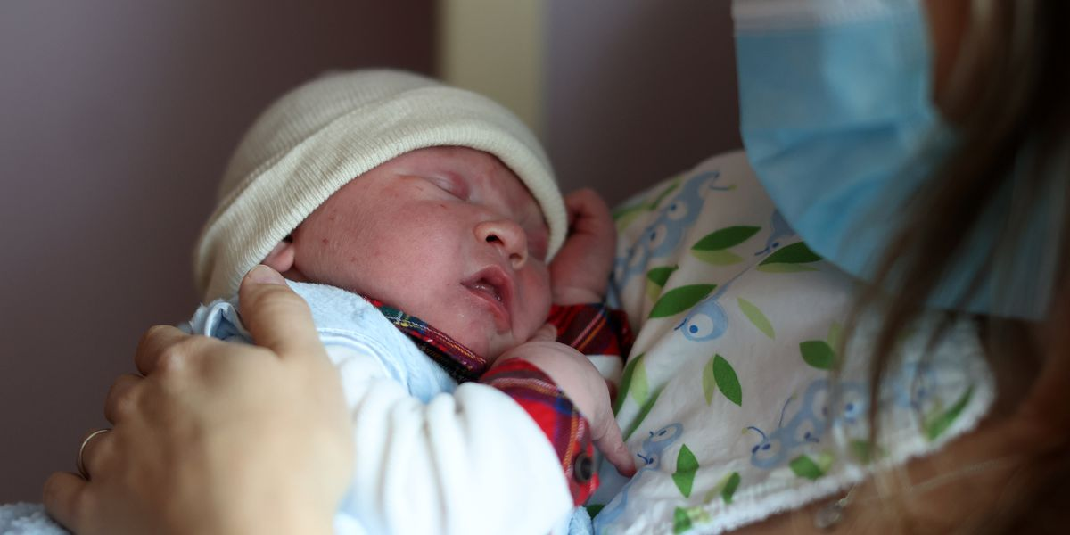 Central Virginia and Valley families welcome newborns on New Year's Day