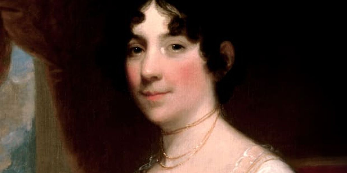 On this day: Dolley Madison - who legend claims as first 'First Lady' - is born