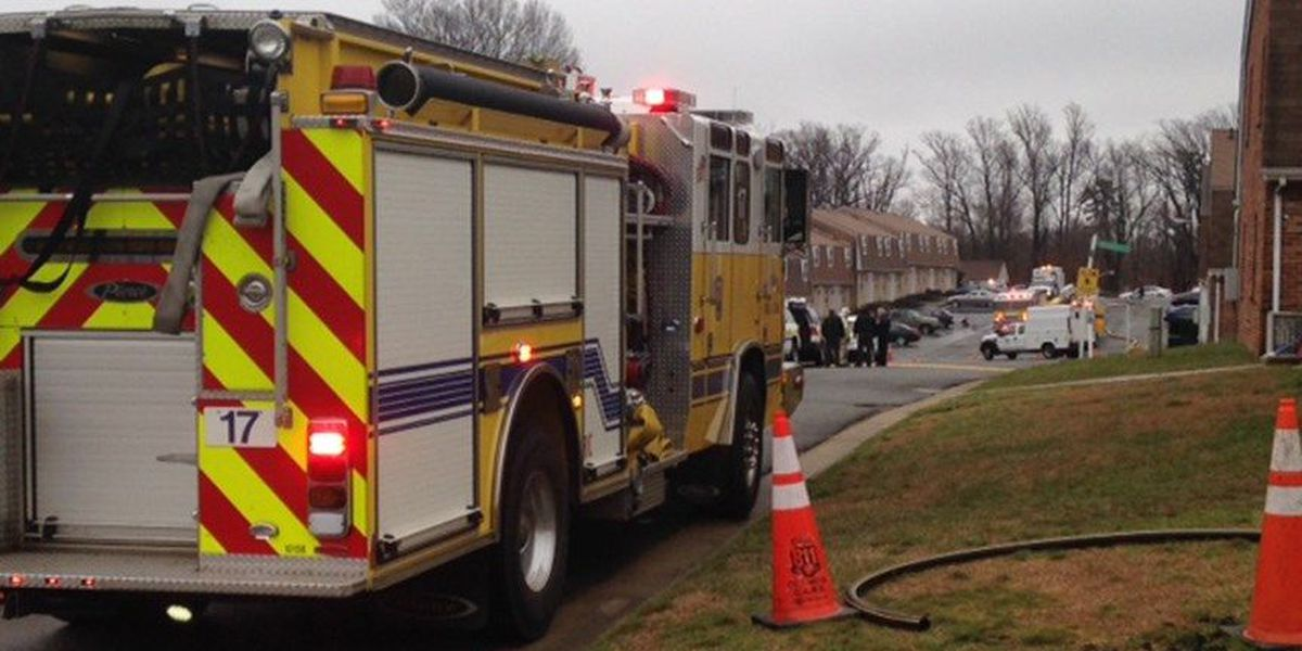 Major gas leak forces evacuations at Chesterfield apartments