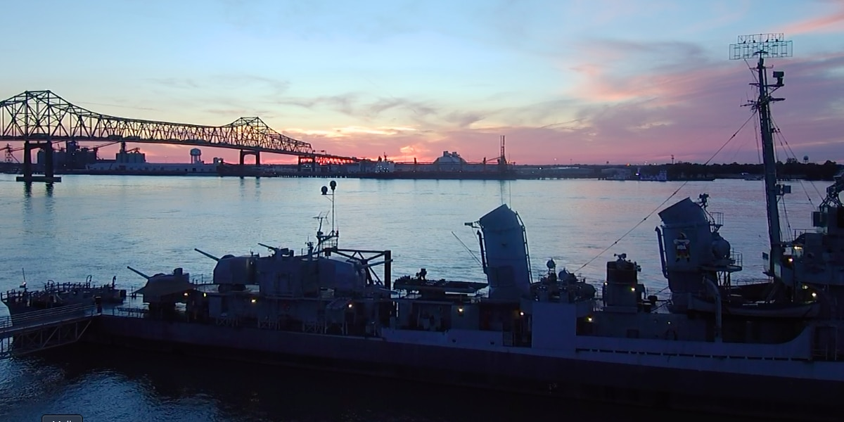 Take a free virtual 3D tour of this World War II destroyer and help keep it afloat with donations