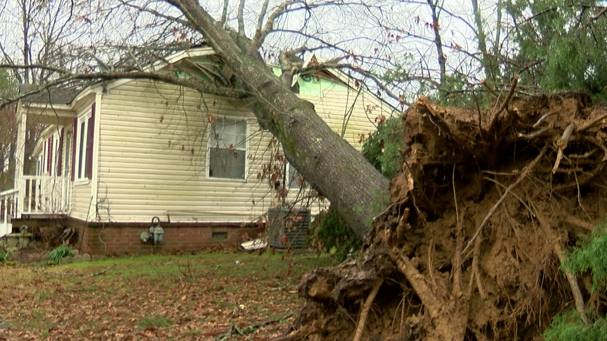 Staying safe while cleaning up storm debris from your home