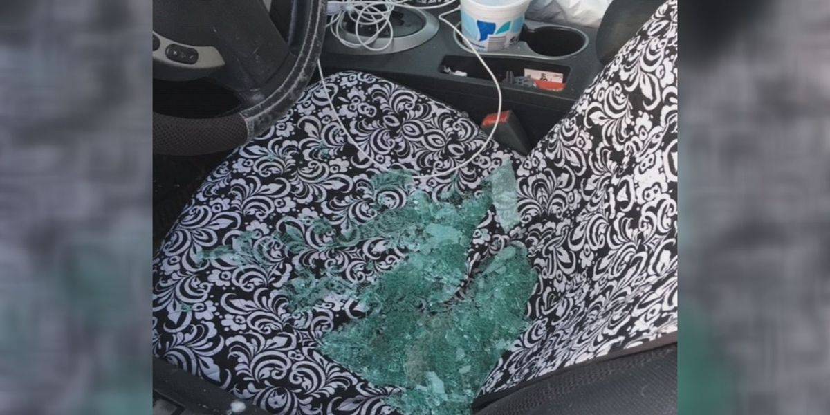 Multiple cars broken into at Midlothian apartment complex