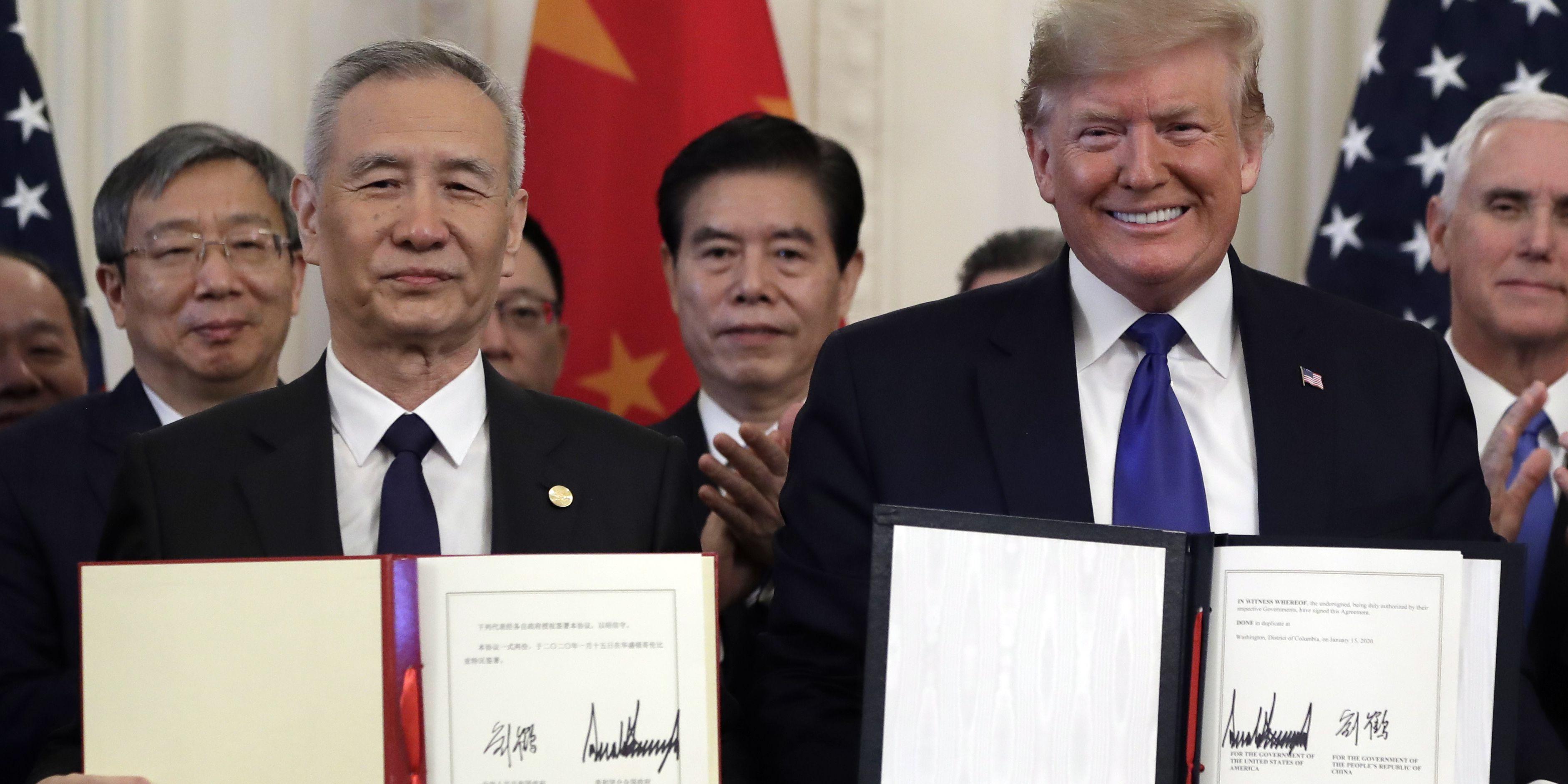 China cuts tariffs on $75B of US imports in trade truce