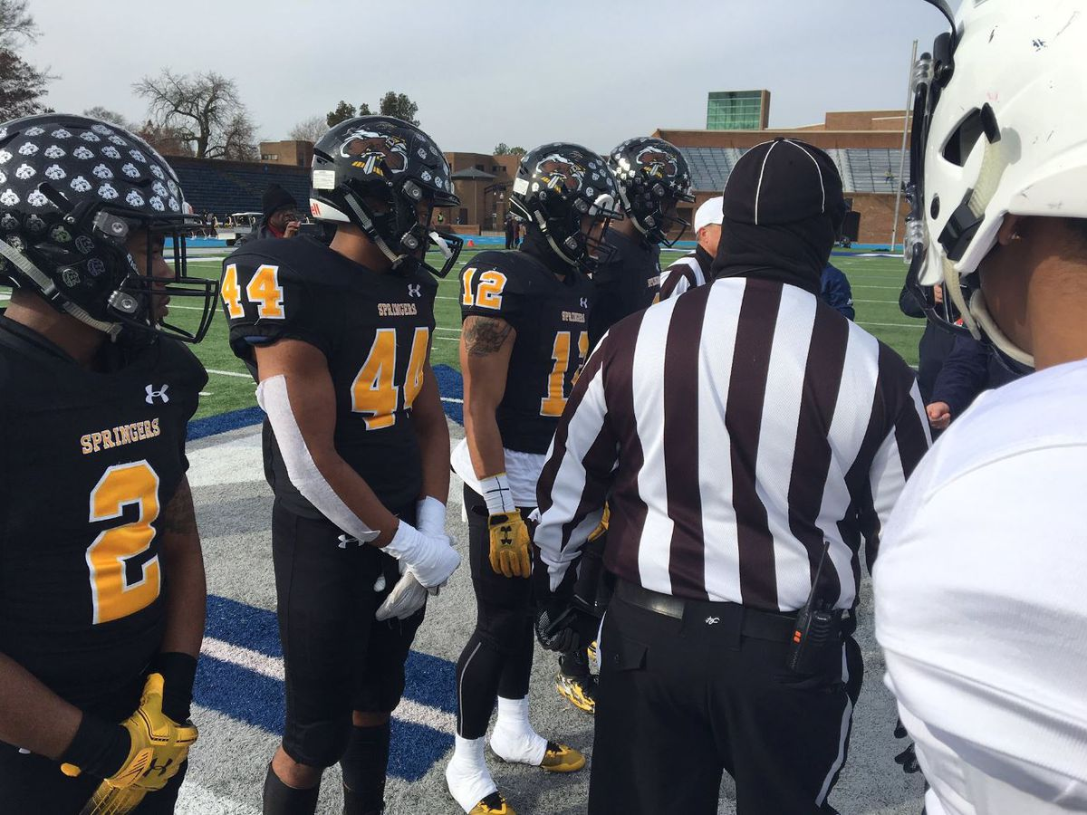Highland Springs wins 4th straight state title