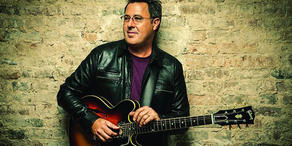 Vince Gill schedules show in Richmond