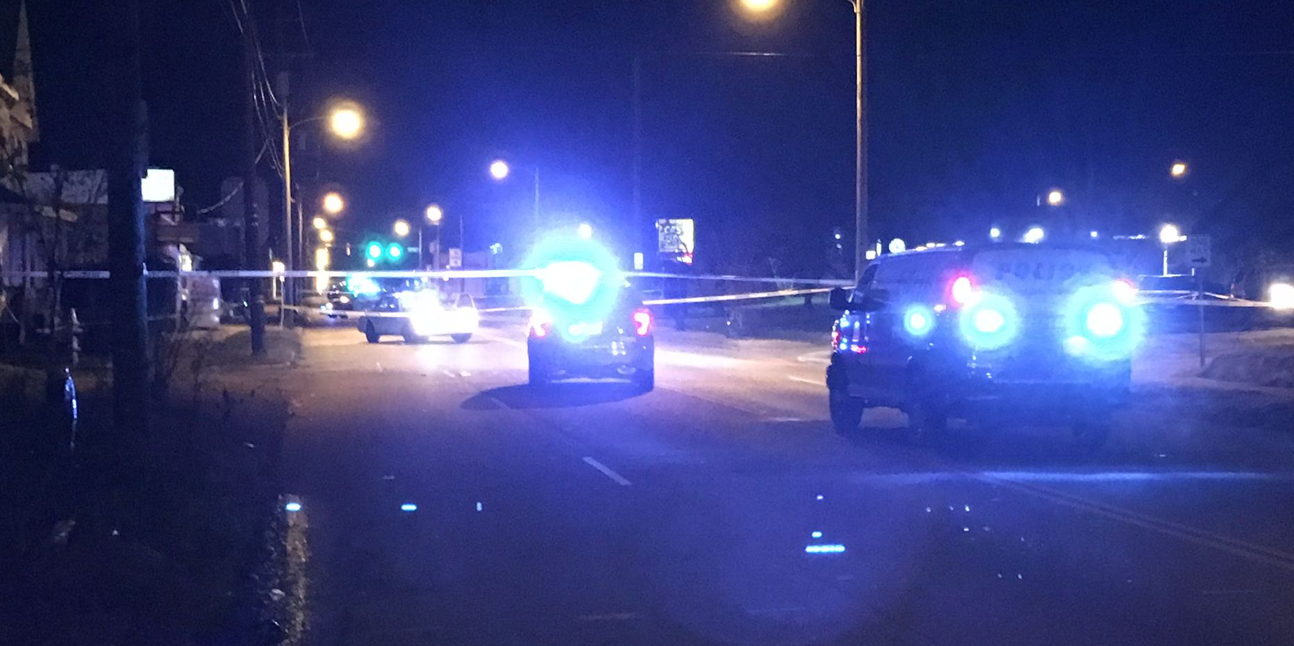 Richmond Police investigating double shooting