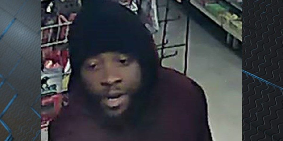 Robbery suspect pepper sprays cashier, flees with cash