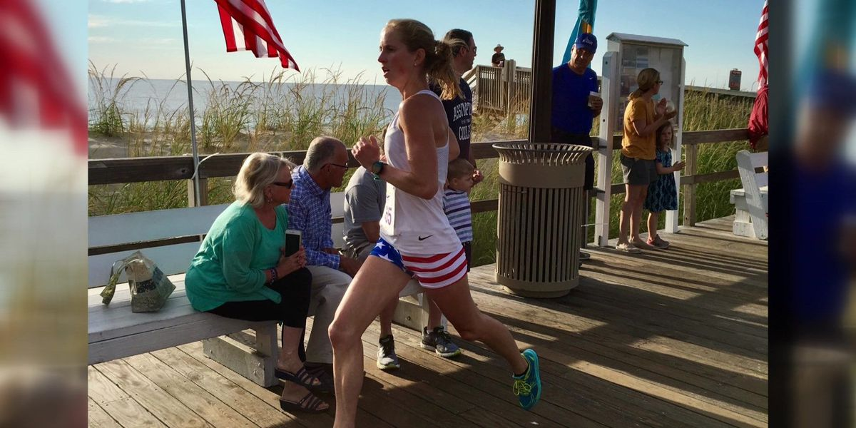 Richmond runner says terror attack will not stop her from running NYC Marathon