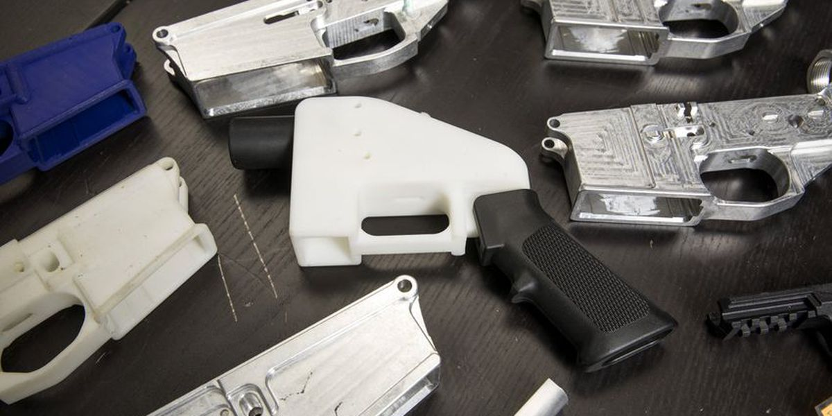 Coalition of states sue over rules governing 3D-printed guns