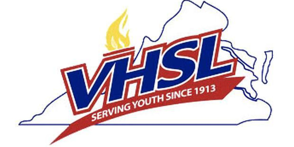 VHSL state tournament schedule/results