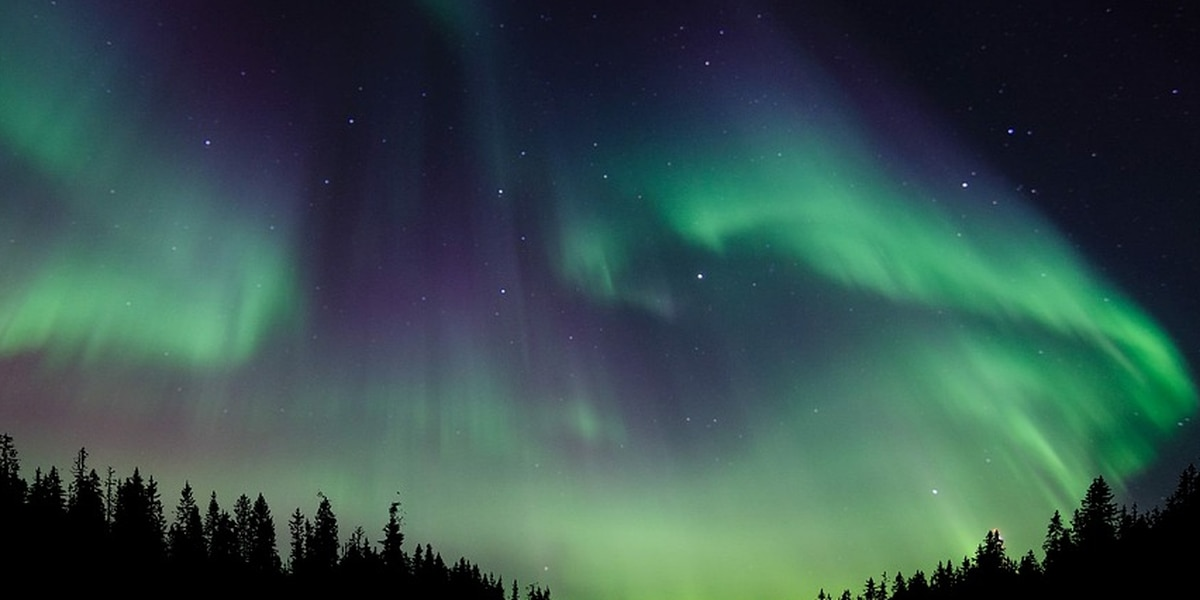 Watch a free virtual livestream of the Northern Lights