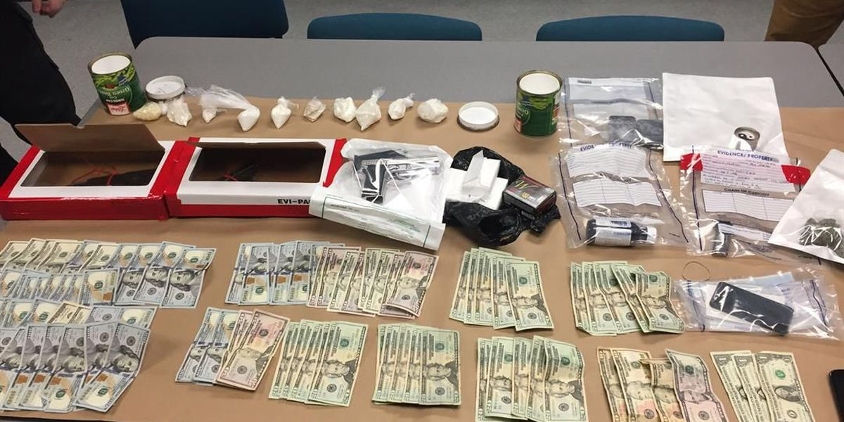 Hopewell man identified as suspect in massive drug bust