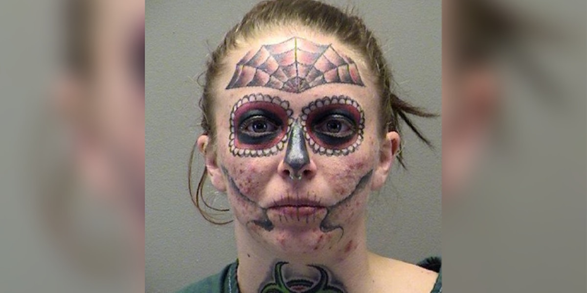 Ohio woman with unforgettable mugshot arrested for 3rd time in 6 months