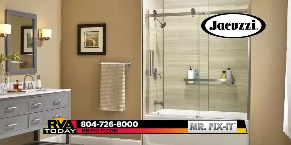 Mr. Fix It: You don't have to move to have a safer bathroom