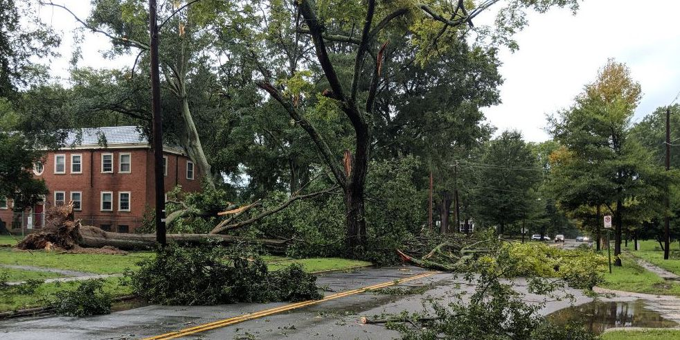 Power restored to most residents after tornadoes