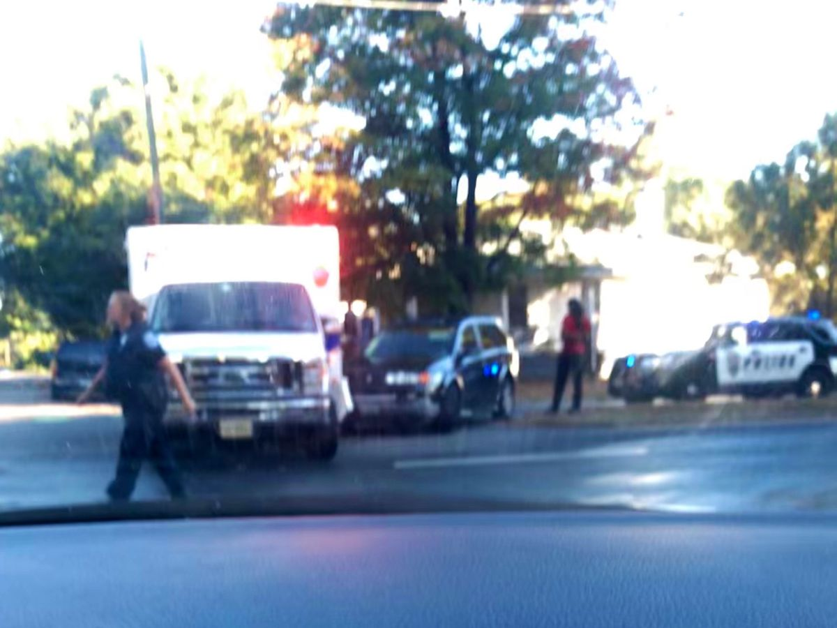 Ambulance makes illegal turn, collides with SUV