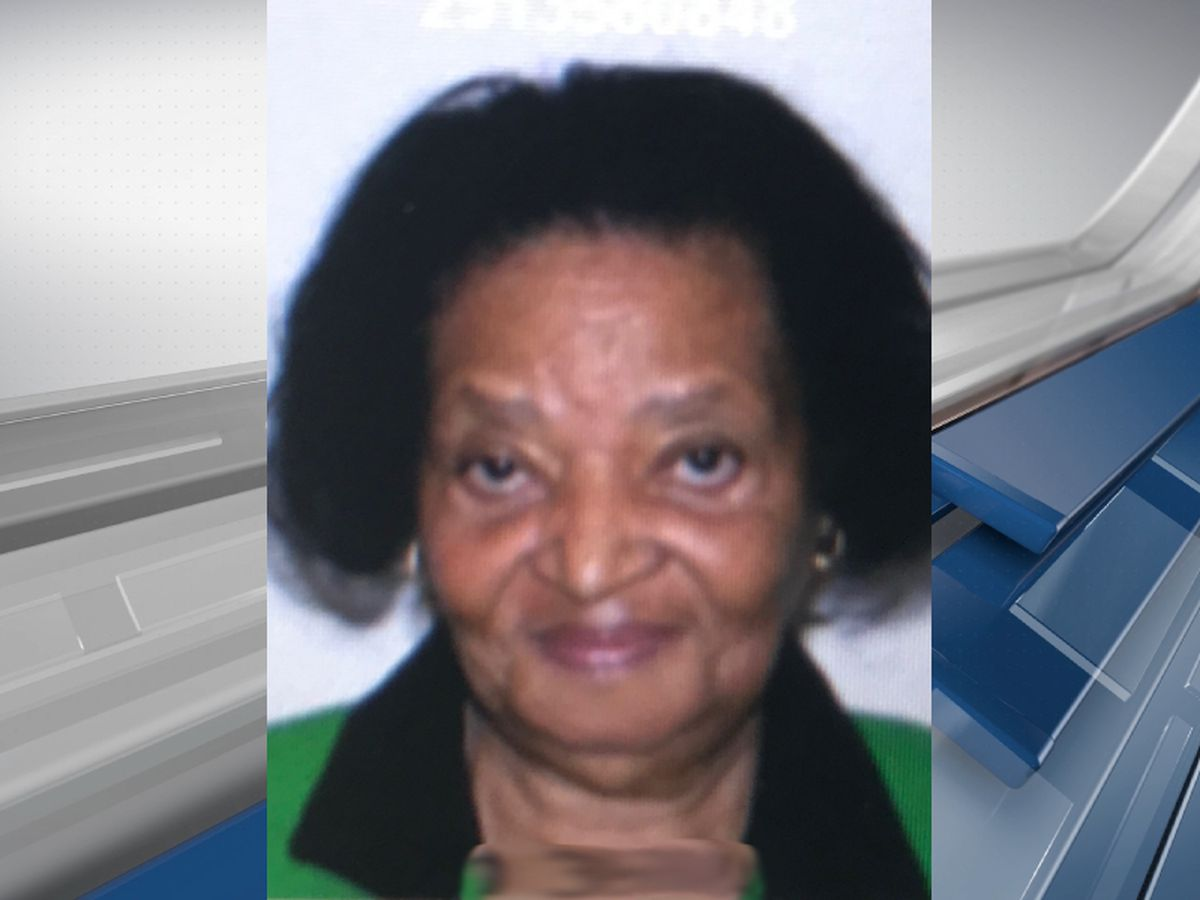 94-year-old woman missing in Orangeburg County found safe