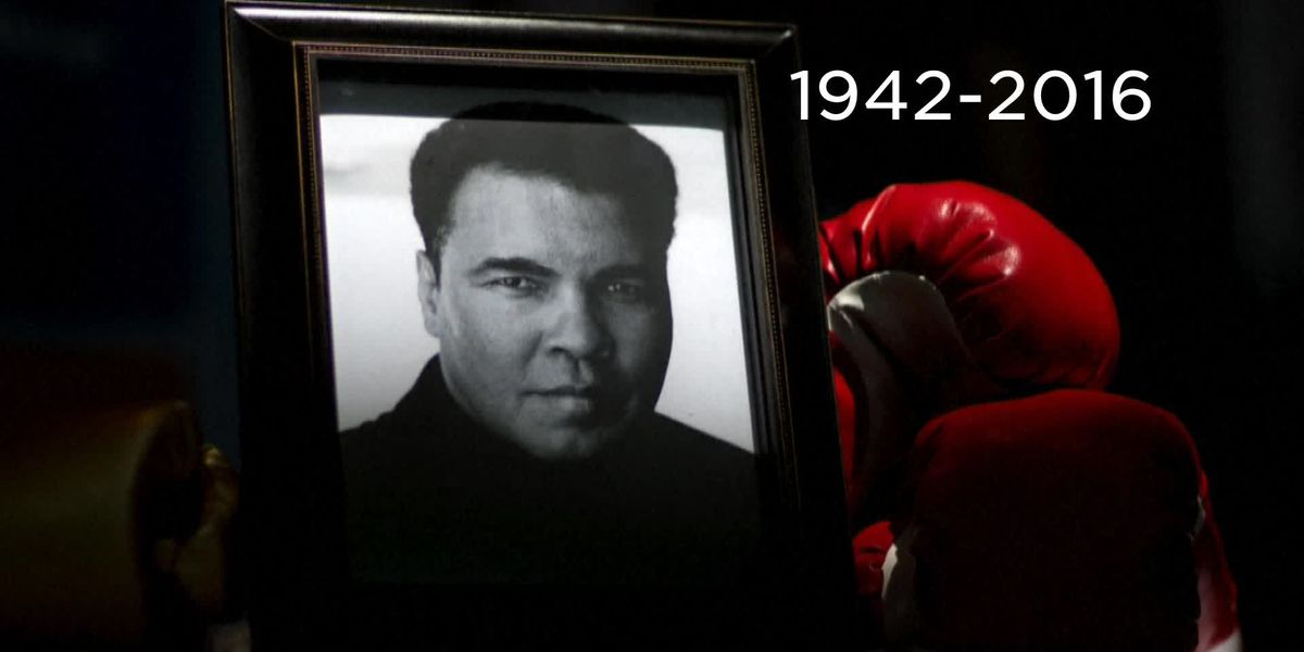 NBC12 VIEWPOINT: Muhammad Ali: The People's Champion