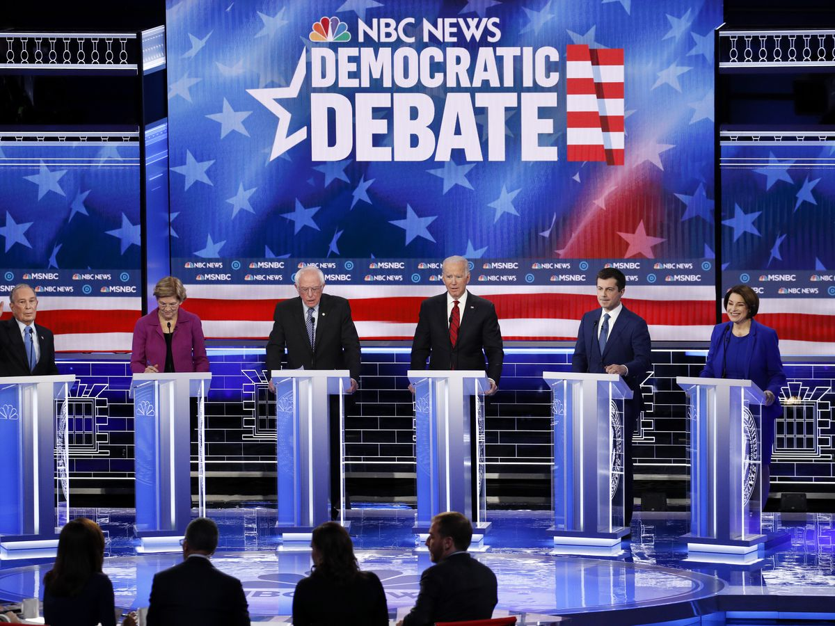 Bloomberg under fierce attack at Democrats' Nevada debate