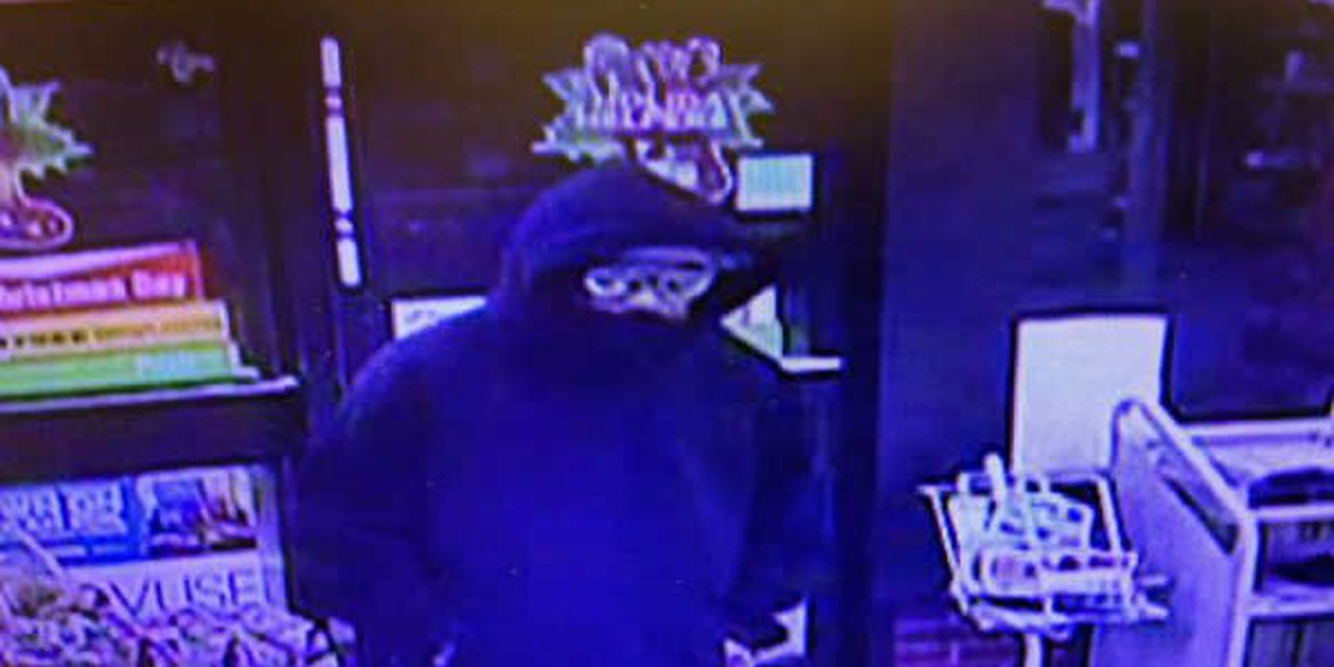 Petersburg Police searching for suspect in early morning armed robbery