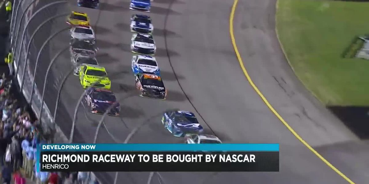 Richmond Raceway to be bought by NASCAR