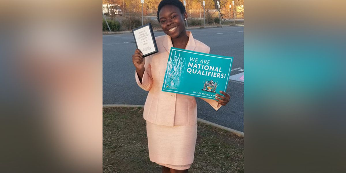 Henrico student places 5th at National Speech and Debate Tournament