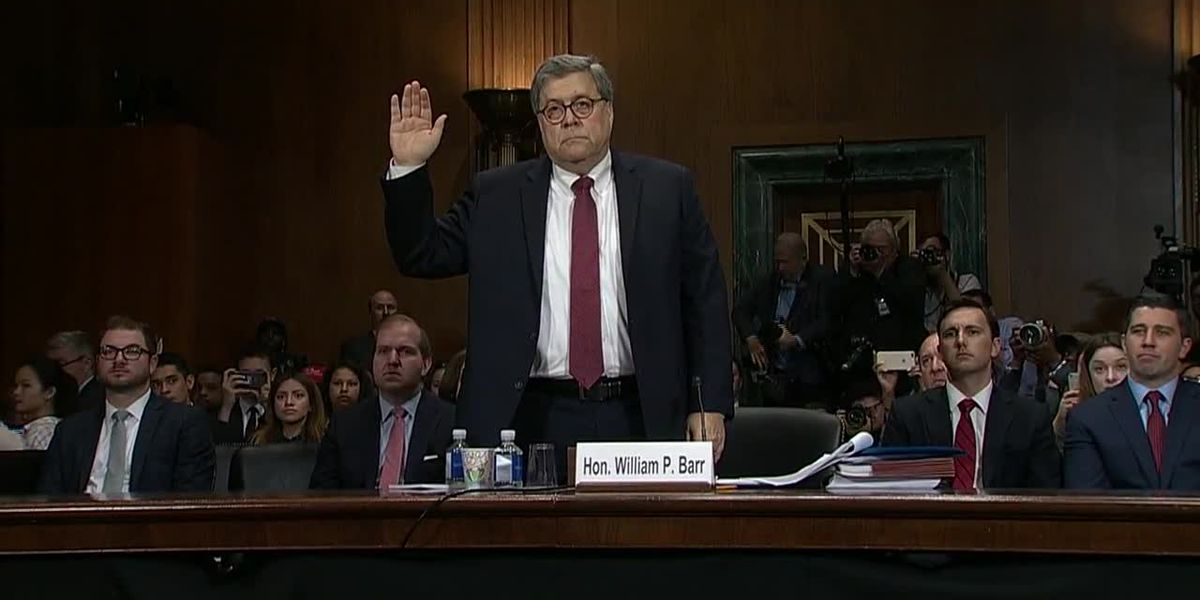 Barr to deliver testimony on Mueller report to Senate committee