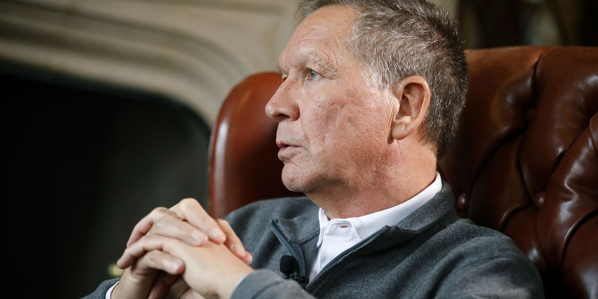 Kasich continues serious look at 3rd presidential run