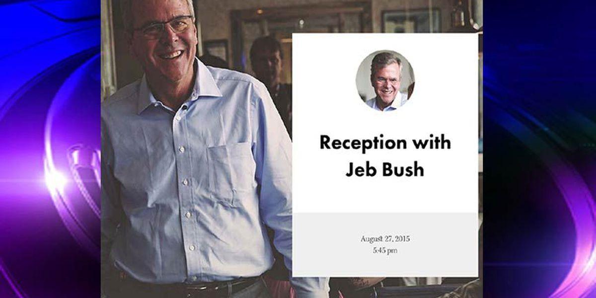 DAY AHEAD: Jeb Bush in Richmond