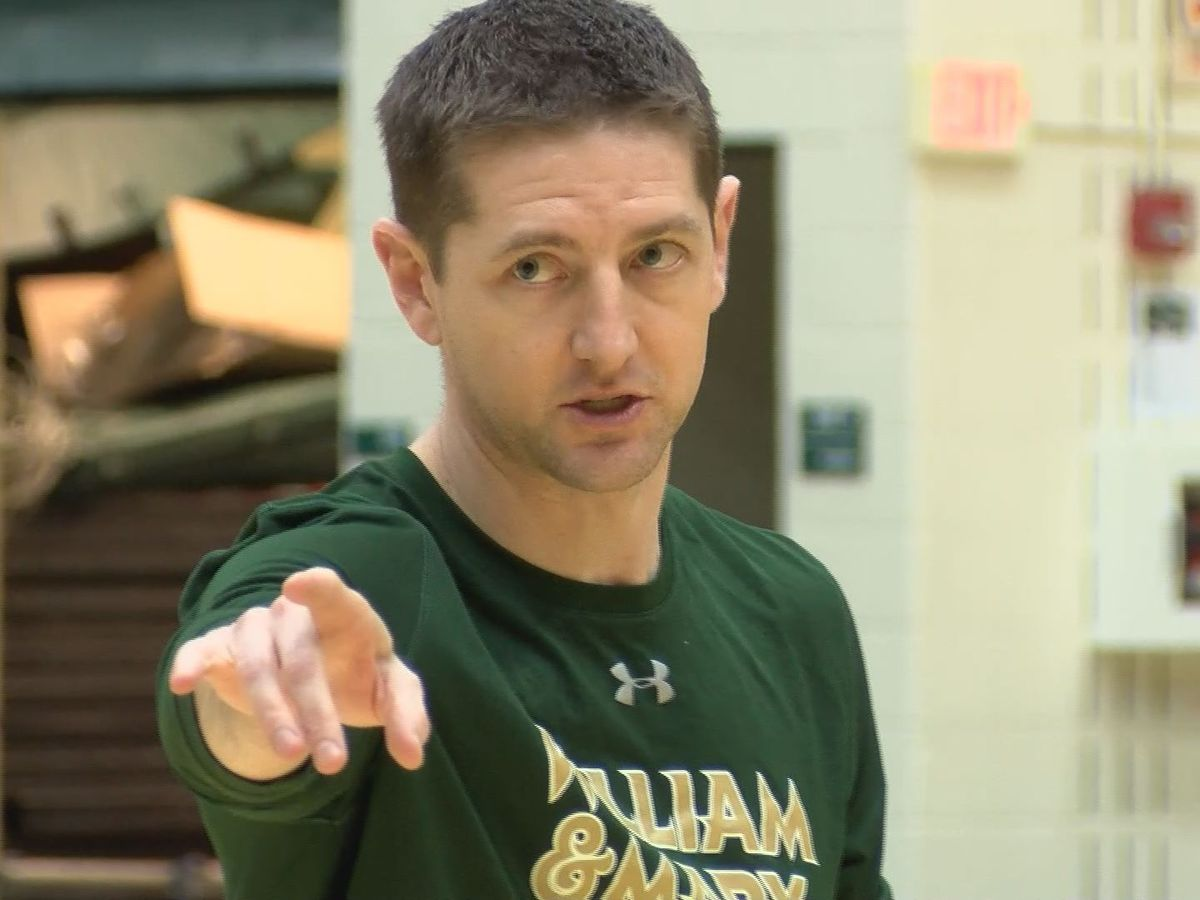 Positive coronavirus test pauses William & Mary men's basketball
