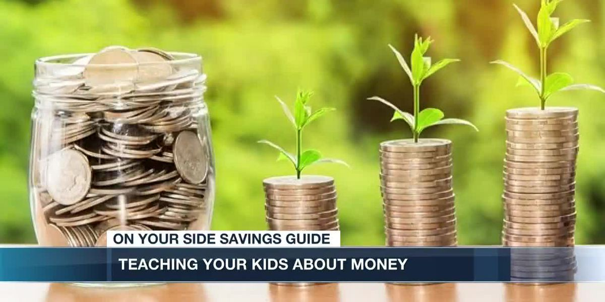 Teaching your kids the value of money