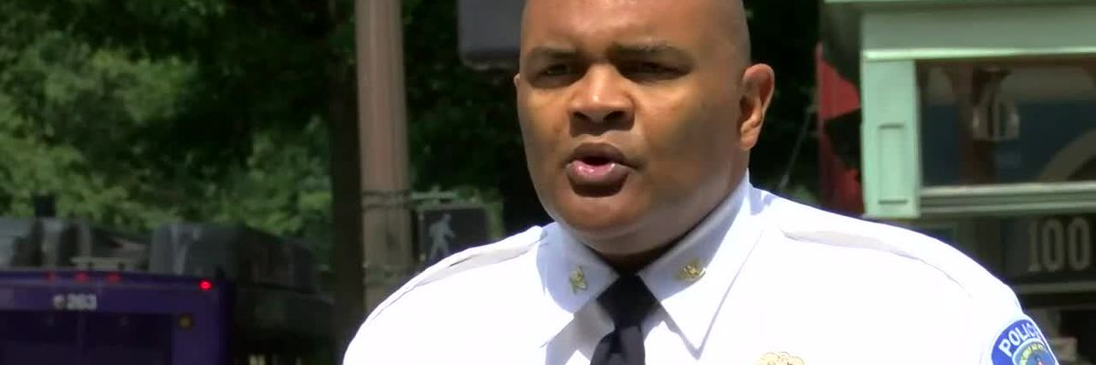 Richmond police chief addresses overnight 'unlawful assembly' arrests