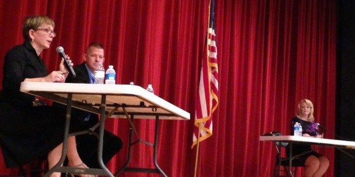Ashland District Hanover Co. Supervisor candidates face off in Forum